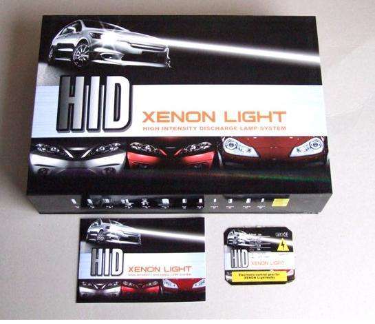 Hid xenon kit led auto light , ballast slim led strip