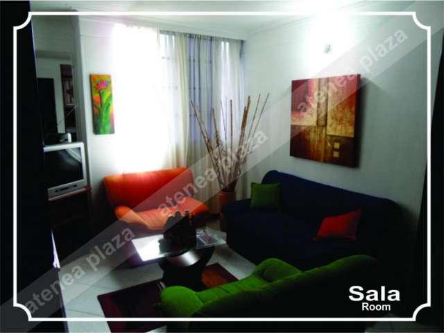 Apartaestudio amoblado en bucaramanga, economico dos habitaciones