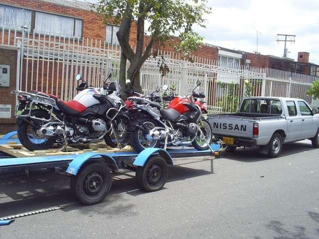 Moto grua bogotá las 24 horas - grua para motos