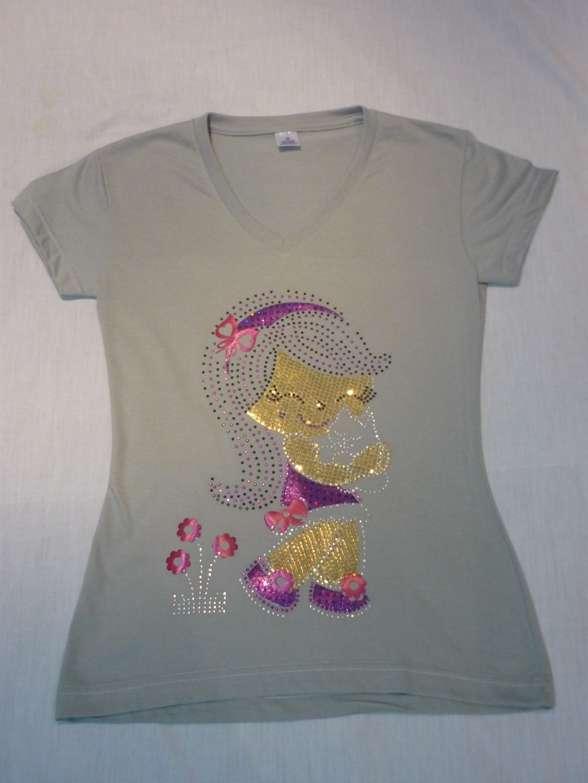 bbb376e2a Vendo camisetas para mujer al por mayor con lindos estampado en ...