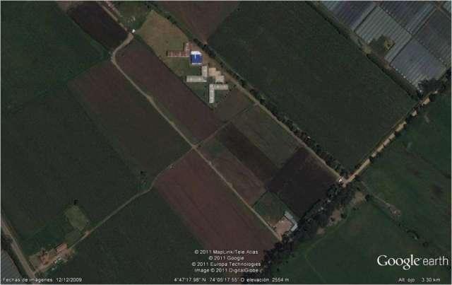 Vendo lote en guaymaral de 108.800 m2 totalmente plano