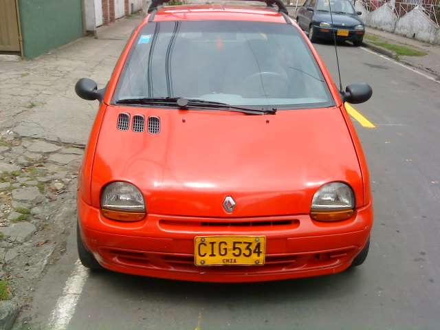 Vendo auto renault twingo en excelente estado