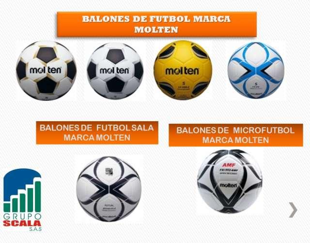 Implementos deportivos, balones y uniformes para todos los deportes