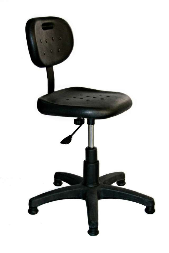 Sillas industriales, sillas giratorias, interlocutoras, mantenimiento, muebles especiales