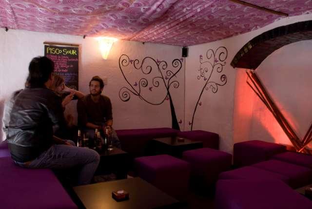 Venta de negocio restaurante lounge
