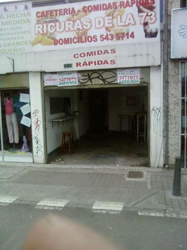 Fotos de Arriendo casa cial 2 locales 4 habitac. av. boyacá no. 73 a -37 6