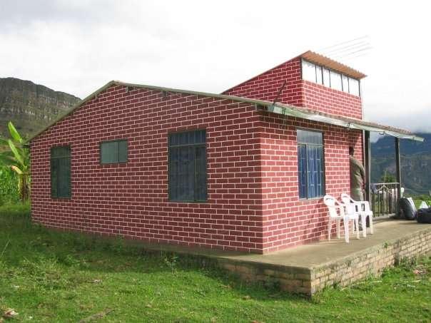Casas prefabricadas. creando viviendas sas