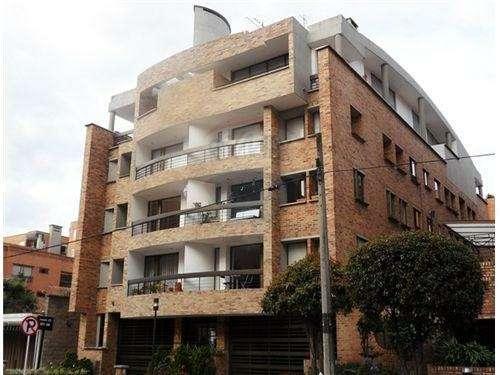 Id: 660191004-5 apartamento en alquiler en edificio gaspar de r chico, usaquen bogotá, colombia