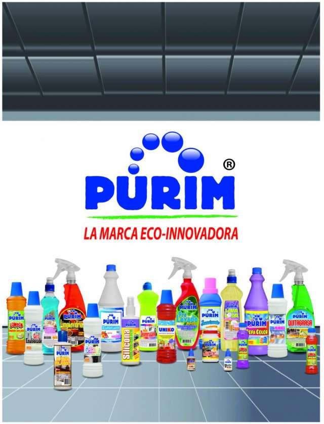 Productos de aseo para el hogar y la industria