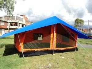 Fotos de Carpa para camping 4 6 8 10 personas technicarpar colombia 4