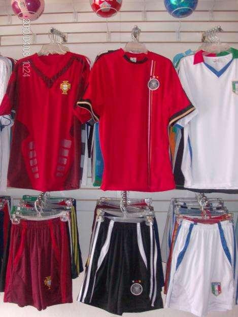 Venta y confeccion de uniformes deportivos desde 29000