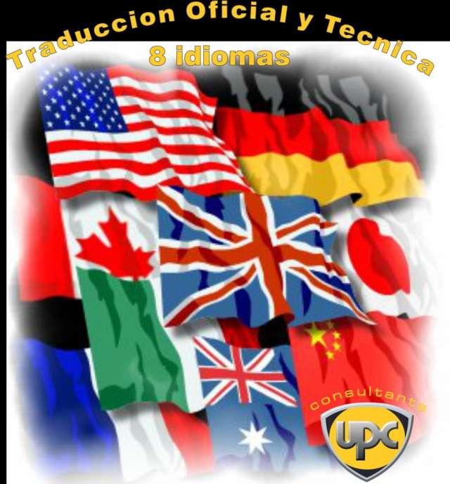 Traductores profesionales para documentos oficiales y tecnicos*