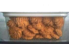 Venta de galletas rizadas al por mayor