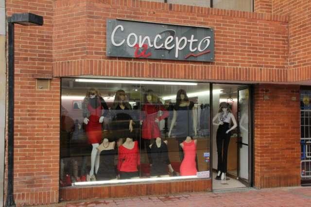 Negocio prospero tienda de ropa para dama a 1 cuadra del pque la 93
