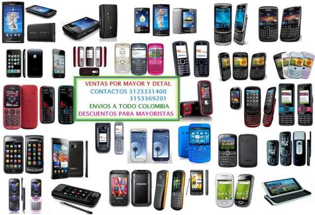 Fotos de Mayorista de celulares ventas por mayor y detal cel: 3153369201 2