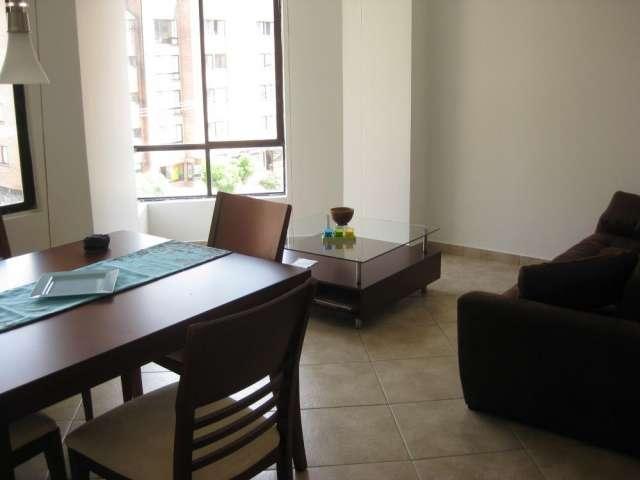Alquilo apartamento amoblado, calle 146 cedritos