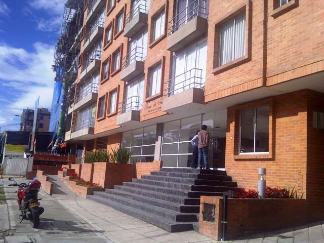 Venta apartamento en santa barbara, bogota colombia