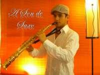 Saxofonista- musicos bogotá- show saxofon eventos y ceremonias