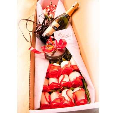 Fotos de Flores en caja - primavera floral diseño en flor 5
