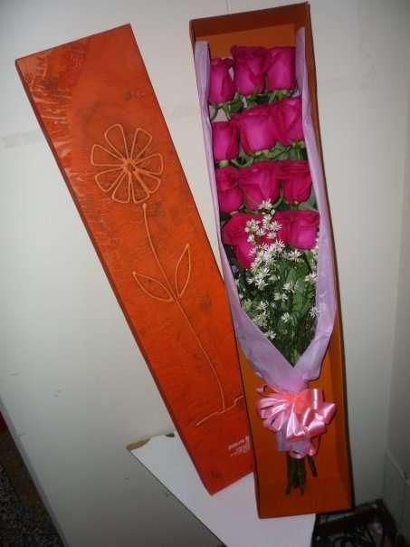 Fotos de Flores en caja - primavera floral diseño en flor 4
