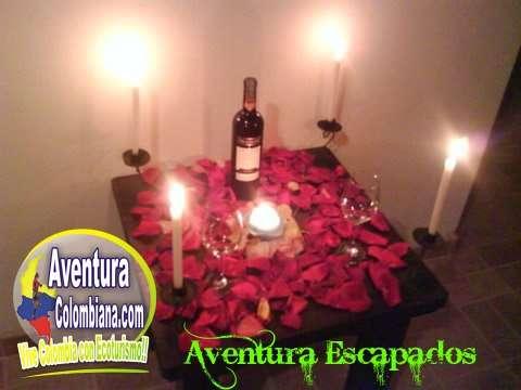 En amor y amistad disfruta con tu pareja de una ?aventura escapados? con aventura colombiana!!
