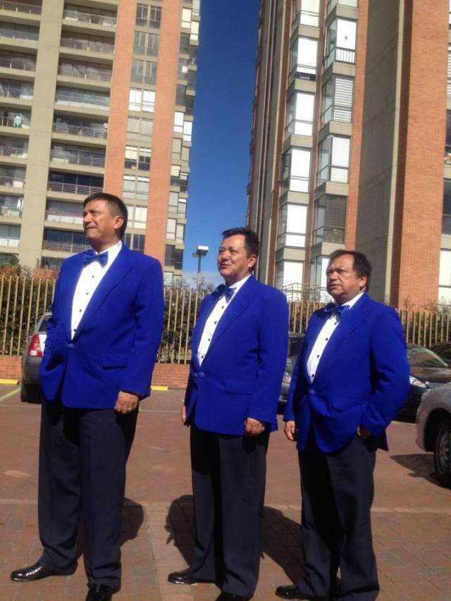 Serenatas músicos tríos bogotá quimbayas internacional trío