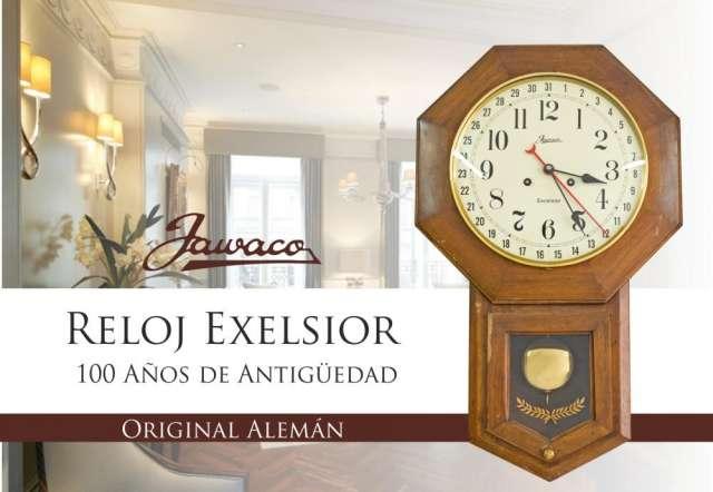 Relojes antiguos originales alemanes funcionando