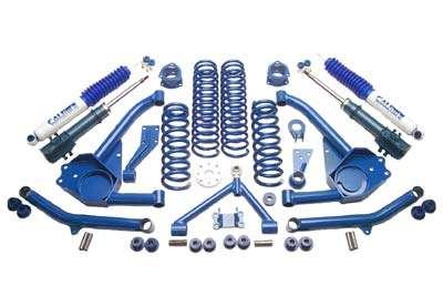 Revison y arreglo de suspension automotriz