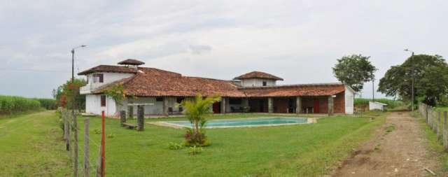 Casa campestre de campo para alquilar en el sur de cali para institución o empresa