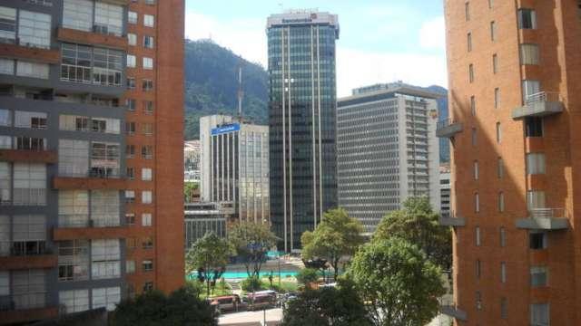 Apartamento amoblado en centro internacional bogota