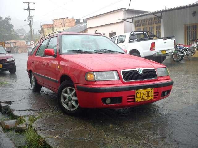 Skoda felicia combi 1999 a gas ganga permuto mayor valor