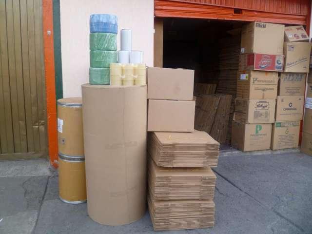 Fabrica de cajas de carton corrugado en todos los tamaños tanbin de 2da