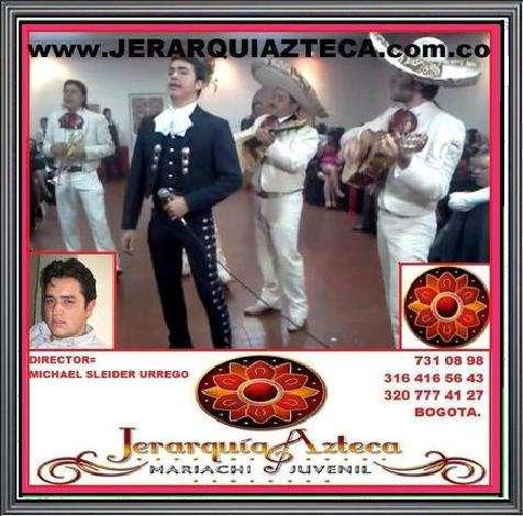 Mariachis bogota. mariachi juvenil jerarquia azteca. serenatas. fiestas. rumbas. shows. eventos. animaciones. artistas. cantantes. despedidas. bienvenidas. cumpleaños. matrimonios. shows empresariales