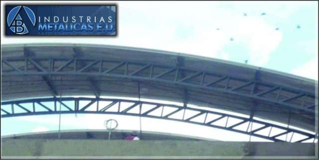 Fotos de Estructuras metalicas para cubiertas y mezanines 2