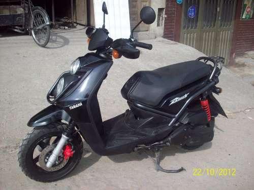 Yamaha biwis 125 cc modelo 2009 aprovecha