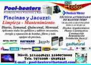 Mantenimiento de calentadores Gas Natural 3118636306