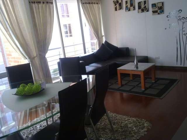 Alquiler apartamento amoblado bogota, 127 reina sofia