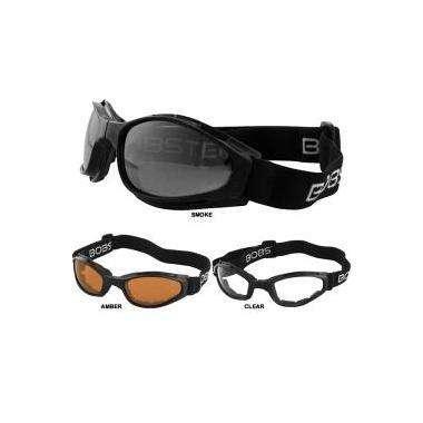 Gafas ciclismo protección bobster crossfire moto goggles