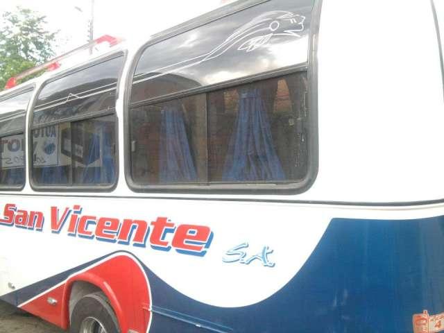 Fotos de Vendo buseta chevrolet npr 1997 segunda serie afiliada  a flota san vicente 27 p 3