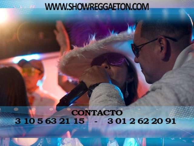 Show reggaeton bogota - hora loca bogota