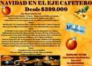 PLAN TODO INCLUIDO EN EL EJE CAFETERO 2012