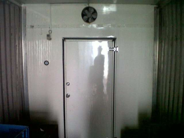 Alquiler de frio, almacenamiento de frio, cuartos frios