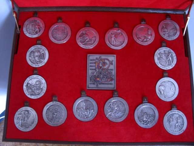 Fotos de Medallas de coleccion momentos estelares de bolivar 4