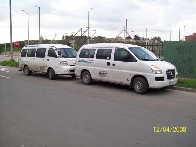 Alquiler de van y camionetas todas las capacidades