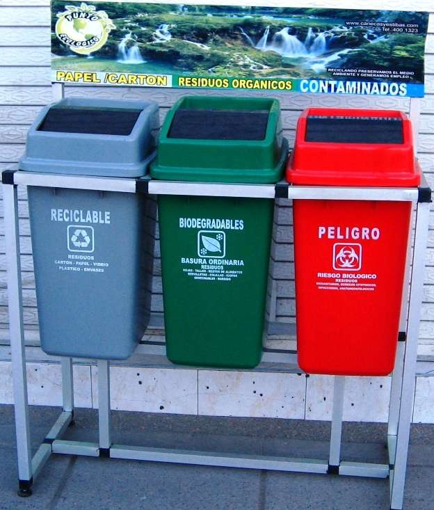 Vendo puntos ecológicos de buena calidad