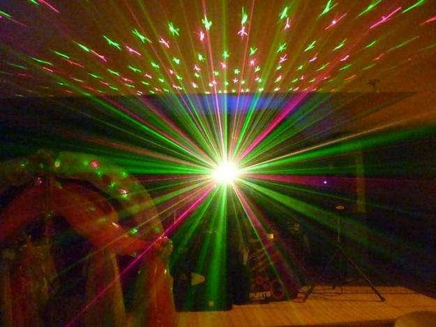 Alquiler de sonido y luces ligthsound eventos y camaras de humo
