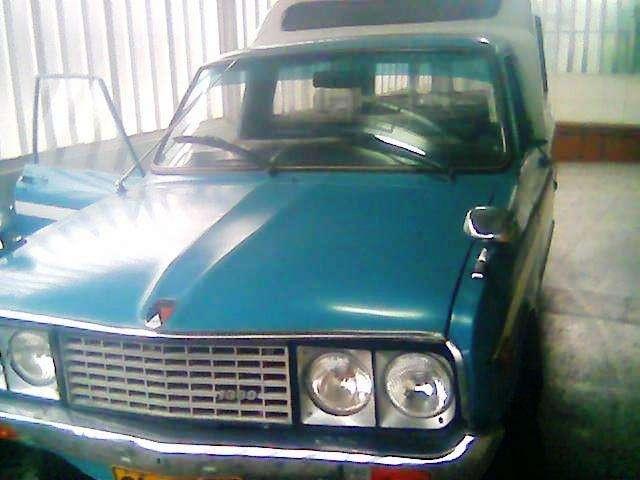 Fotos de Camioneta kiamaster modelo 80 a gas y gasolina perfecto estado 3