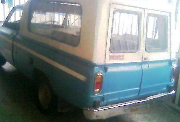 Fotos de Camioneta kiamaster modelo 80 a gas y gasolina perfecto estado 2