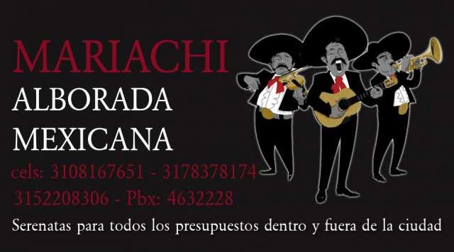 Mariachis en bogotá, serenatas económicas