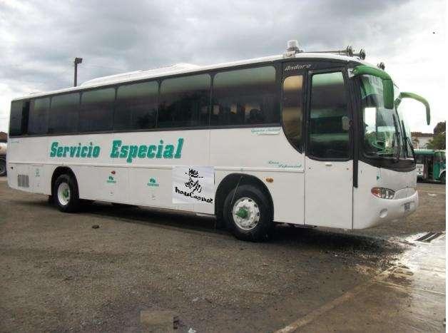 Fotos de Necesito buses de 28 y 30 pasaj. con aire acondicionado 2